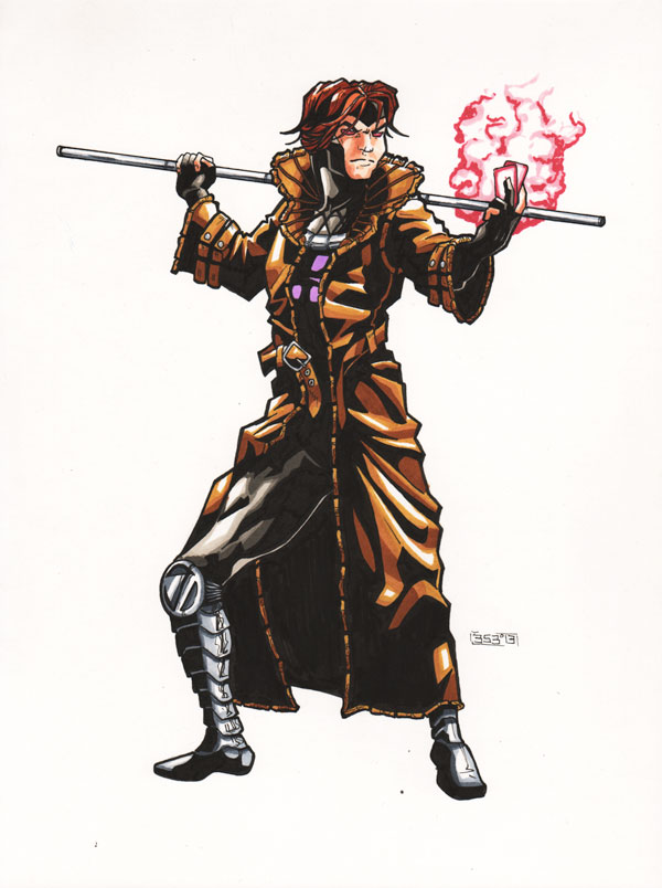 Gambit from X-Men
